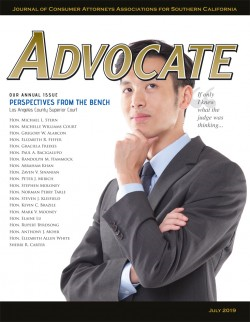 Advocate Cover July 2019